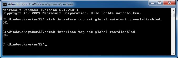 5 TCP Auto Tuning